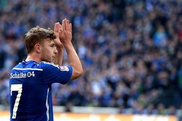 Max Meyer là một trong 5 cầu thủ nổi bật nhất U21 Châu Âu