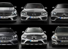 túi khi tự nhiên bung, triệu hồi hơn nửa triệu xe Mercedes-Benz