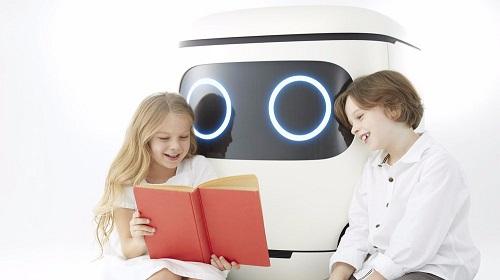 robot chở hàng, honda trình làng ro bot chở hàng tiện lợi
