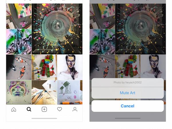 """Instagram cập nhập tới người dùng các """"hiệu ứng camera"""" cho Stories cho phép cả các bên thứ ba tạo các tính năng mô phỏng thực tế"""