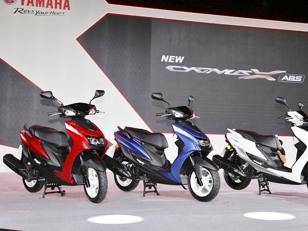 Tại thị trường Đài Loan, Yamaha Cygnus-X 2018 có giá 2.700 USD (tương đương 62 triệu đồng) đối với bản tiêu chuẩn và 3.000 USD