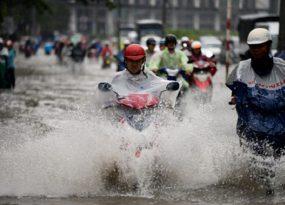 Khu vực đồng bằng Bắc Bộ, Bắc Trung Bộ, Tây Nguyên và Nam Bộ có mưa vừa đến mưa to trong những ngày tới.