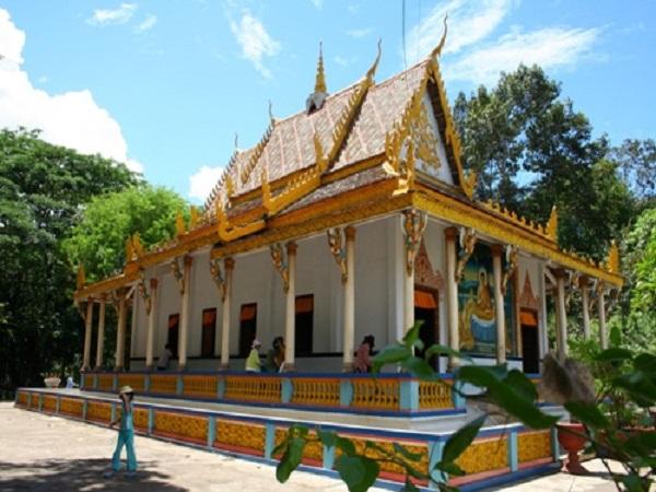 Lịch sử chùa Dơi Sóc Trăng