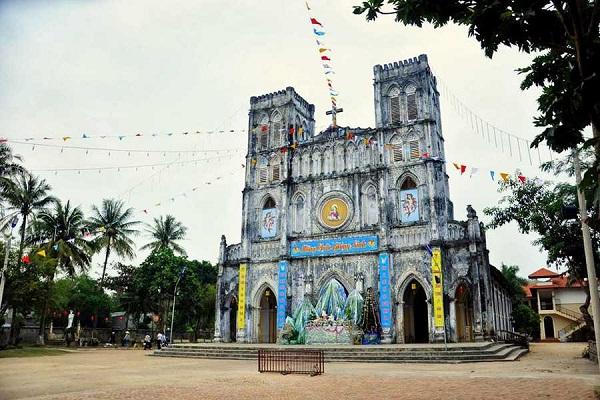 Nguồn gốc tên gọi nhà thờ Mằng Lăng