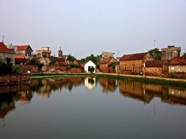phượt làng cổ đường lâm