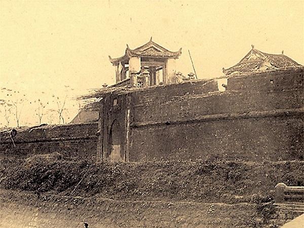 Lịch sử hình thành của Thành cổ Sơn Tây