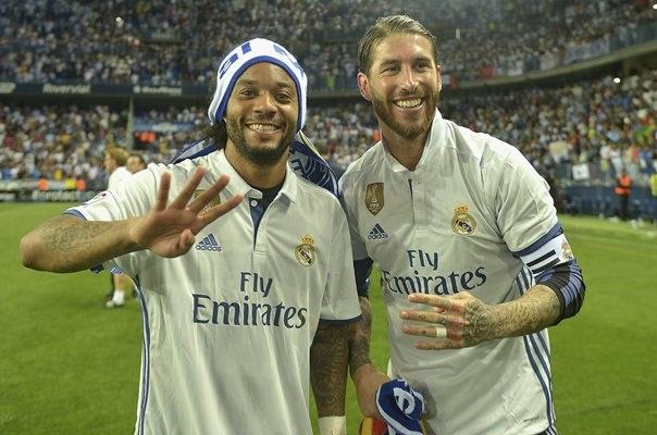 Bộ đôi Ramos và Marcelo có màn trình diễn đầy thảm họa