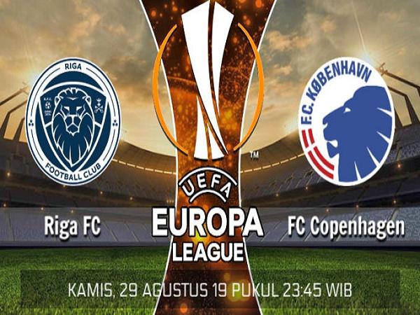 Nhận định kèo Riga vs FC Copenhagen 23h45, 29/08 (Europa League)