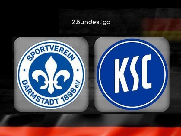 Nhận định Darmstadt vs Karlsruher, 23h30 ngày 4/10