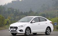 Hyundai Accent 2018 1.4MT tiêu chuẩn và 1.4MT
