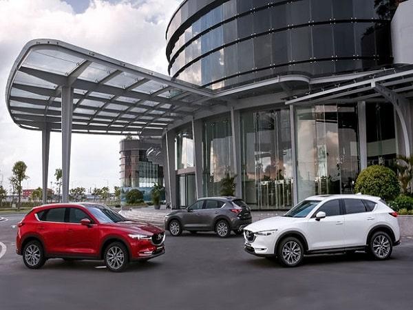 Thông tin về mẫu xe Mazda CX-5
