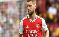 Arsenal muốn bán Mustafi nhưng chưa quyết tâm