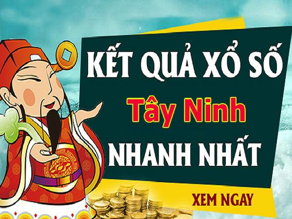 Soi cầu dự đoán XS Tây Ninh Vip ngày 05/12/2019