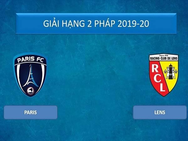 Soi kèo Paris FC vs Lens 2h45, 3/03 (Hạng 2 Pháp)