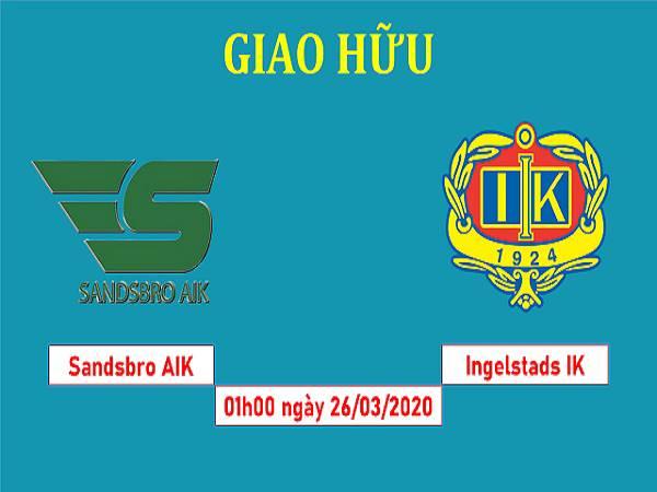 Nhận định Sandsbro vs Ingelstads, 1h00 ngày 26/03