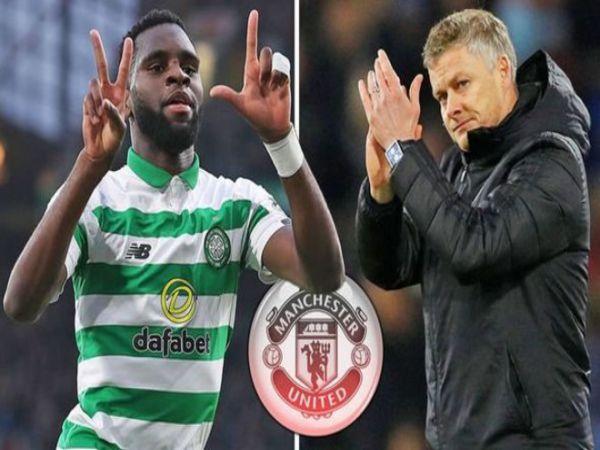Odsonne Edouard được Solskjaer nhắm đến thay thế cho Van Dijk