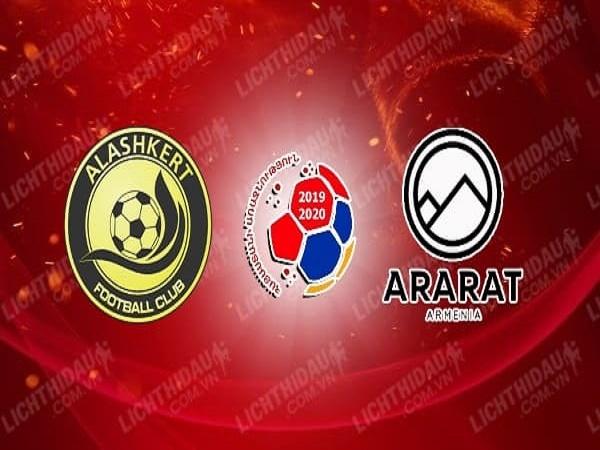 Nhận định Alashkert vs Ararat-Armenia, 20h30 ngày 08/06