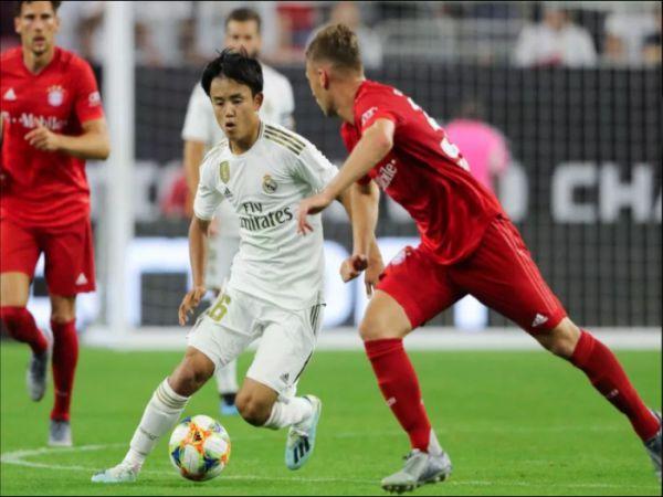 Messi Nhật Bản muốn đá Cúp C1
