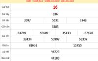 Bảng KQXSDT- Nhận định xổ số đồng tháp ngày 03/08/2020 chuẩn