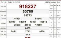Dự đoán KQXSBT ngày 22/10/2020- xổ số bình thuận cùng chuyên gia