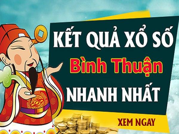 Soi cầu dự đoán XS Bình Thuận Vip ngày 08/04/2021