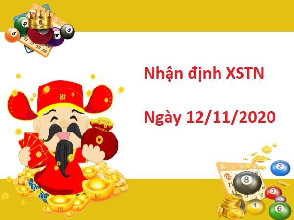 Nhận định XSTN 12/11/2020