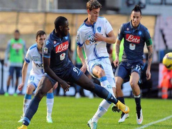Nhận định, soi kèo Napoli vs Empoli, 23h45 ngày 13/1 - Cup QG Italia