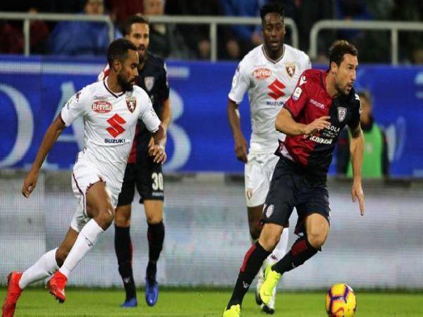 Soi kèo Cagliari vs Torino, 02h45 ngày 20/2 - Serie A