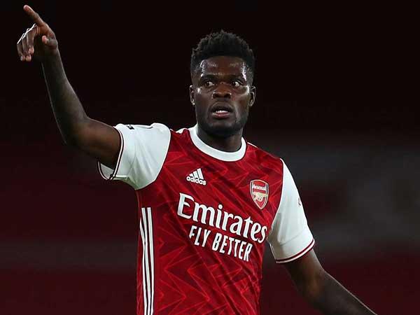 Tin thể thao trưa 17/3 : Partey đáng lẽ nên gia nhập Arsenal sớm hơn