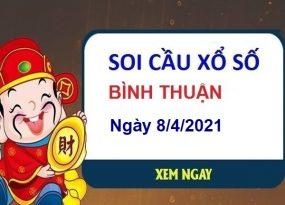 Soi cầu XSBT ngày 8/4/2021