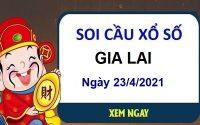 Soi cầu XSGL ngày 23/4/2021