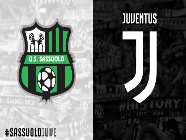 Soi kèo Sassuolo vs Juventus, 01h45 ngày 13/5 - Serie A