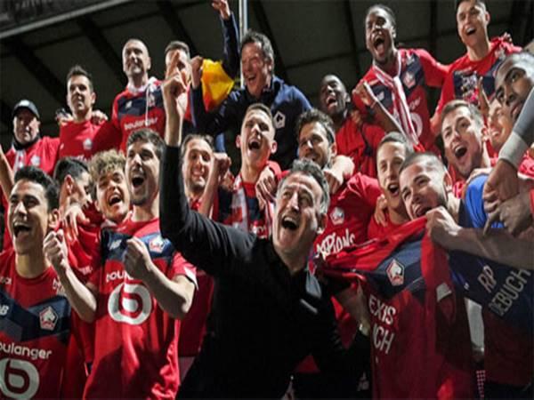 Thể thao Quốc tế 25/5: Ligue 1 chào đón tân vương Lille