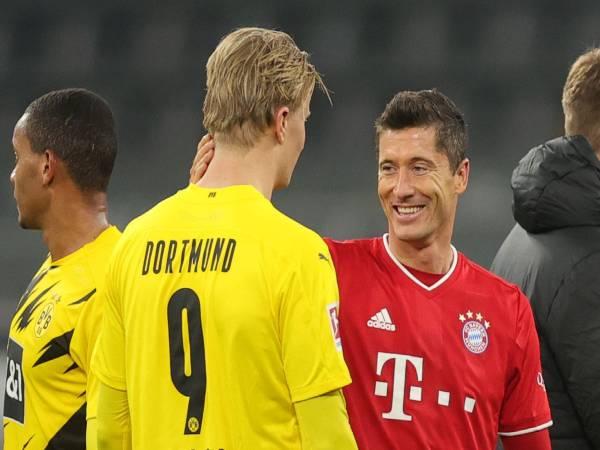 Tin tức bóng đá 31/5: 'Haaland không thể giỏi hơn Lewandowski'
