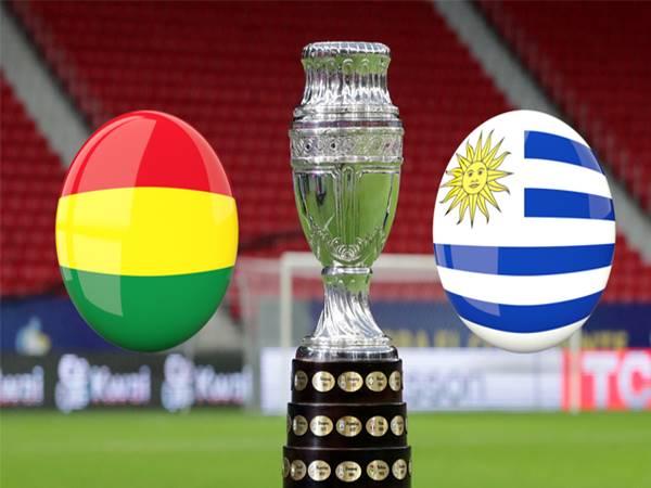 Soi kèo Bolivia vs Uruguay, 04h00 ngày 25/06 Copa America