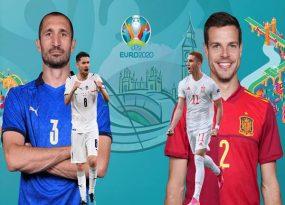 Nhận định Italia vs Tây Ban Nha, 2h00 ngày 7/7, Euro 2020