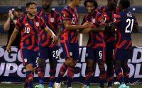 Tin bóng đá ngày 19/7: Mỹ vào tứ kết Gold Cup với ngôi nhất bảng
