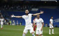 Bóng đá QT tối 13/9: Benzema lập hat-trick trong chiến thắng 5-2