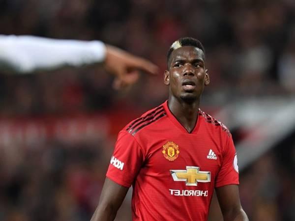 Chuyển nhượng MU 10/9: Pogba cân nhắc ở lại Man Utd